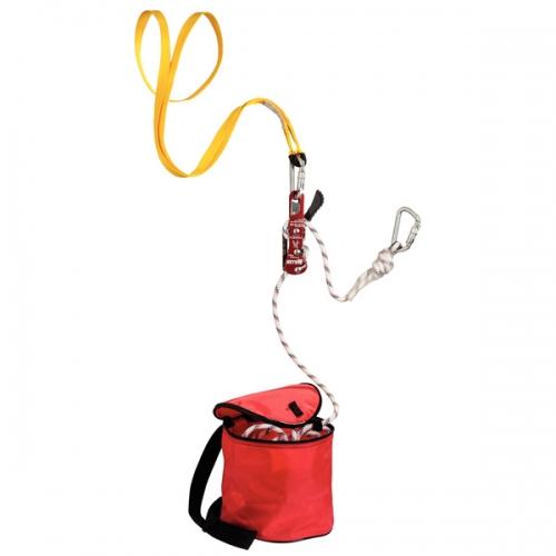 Комплект с устройством для эвакуации и самоспасения ИНДИ (Indy Rescue kit)