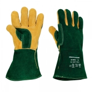 Перчатки для защиты от высоких температур Грин Велдинг (Green Welding)