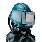Шлемы пескоструйщика для подключения к системе подачи сжатого воздуха